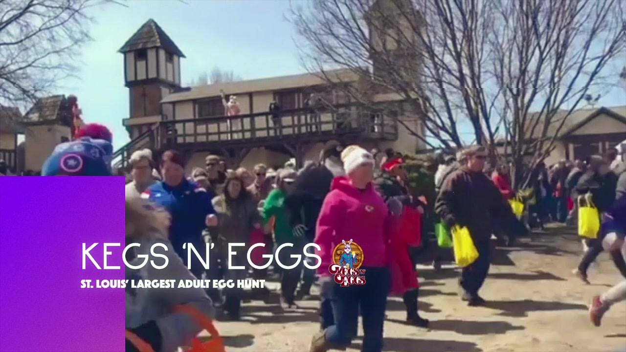 Kegs N Eggs 2019 Tickets | Rotary Park | Wentzille, MO | Sat, Apr 27 from 11am - 5pm | Riverfront Times Tickets